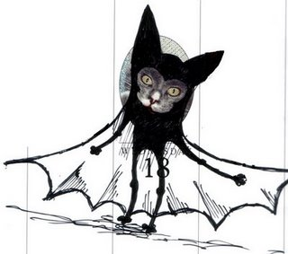 bat kitty